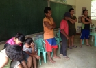 Meeting with the Dumagat at the School