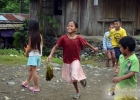 Playtime with the children