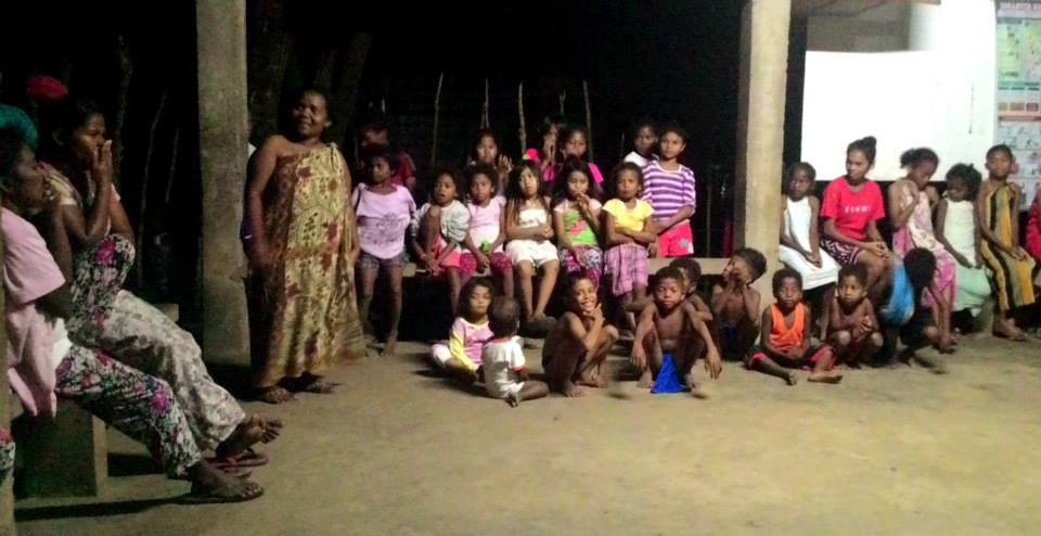 Aeta solidarity night