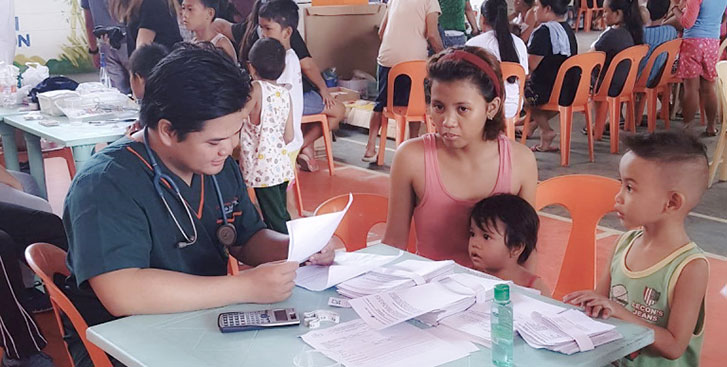 Reflections from the Medical Volunteers