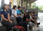 Pre-departure meeting