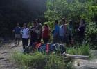 Arrival at Sitio Manggahan