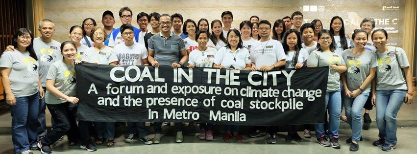Small Hands Holds Forum on Coal and Climate Change